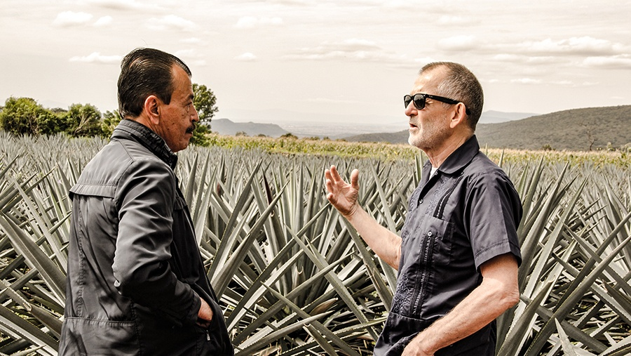 Carlos Camarena and Tomas Estes are the founders of Tequila Ocho